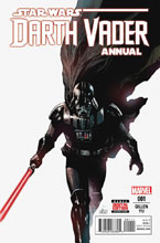 Image: Darth Vader Annual #1 - Marvel Comics