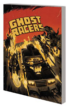 Image: Ghost Racers SC  - Marvel Comics