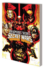 Image: Deadpool's Secret Secret Wars SC  - Marvel Comics