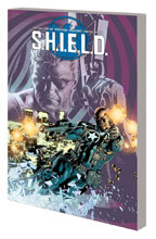 Image: S.H.I.E.L.D.: Secret History SC  - Marvel Comics