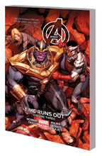 Image: Avengers: Time Runs Out Vol. 03 SC  - Marvel Comics