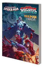 Image: Amazing Spider-Man / Inhumans / All-New Captain America: Inhuman Error SC  - Marvel Comics