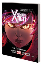 Image: All-New X-Men Vol. 07: The Utopians SC  - Marvel Comics