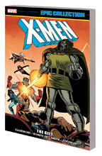 Image: X-Men Epic Collection: The Gift SC  - Marvel Comics