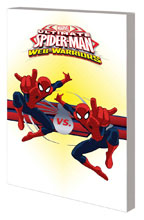 Image: Marvel Universe Ultimate Spider-Man: Web Warriors Digest Vol. 03 SC  - Marvel Comics