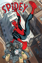 Image: Spidey #1 by Bradshaw Poster  - Marvel Comics