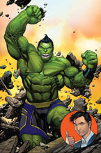 Image: Totally Awesome Hulk #1 by Cho Poster  - Marvel Comics