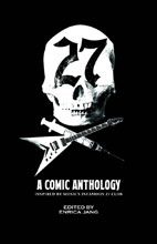 Image: 27 Club: A Comic Anthology HC  - Action Lab - Danger Zone