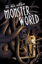 Image: Monster World #1 (regular cover - Kowalski) - American Gothic Press
