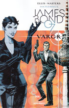Image: James Bond #2 (Panosian incentive cover - 02041) (30-copy) - Dynamite