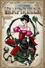Image: Legenderry: Vampirella Vol. 01 SC  - Dynamite
