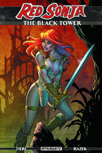 Image: Red Sonja: The Black Tower SC  - Dynamite