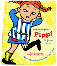 Image: Pippi Longstocking: The Strongest in the World SC  - Drawn & Quarterly