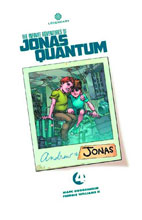 Image: Infinite Adventures of Jonas Quantum #4 - Legendary Comics