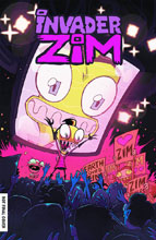 Image: Invader Zim Vol. 01 SC  - Oni Press Inc.