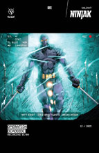 Image: Ninjak #10 (cover C - Hairsine) - Valiant Entertainment LLC
