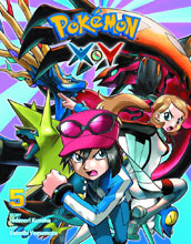 Image: Pokemon X-Y Vol. 05 SC  - Viz Media LLC