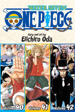 Image: One Piece 3-in-1 Vol. 14 SC  - Viz Media LLC