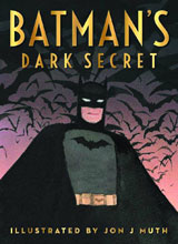 Image: Batman's Dark Secret HC  - Scholastic Inc.