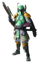 Image: Movie Realization Star Wars Action Figure: Ronin Boba Fett  -