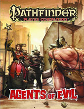 Image: Pathfinder Player Companion: Agents of Evil  -