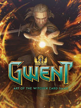 Image: Gwent: Art of the Witcher Card Game HC  - Dark Horse Comics