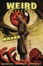 Image: Weird Detective: The Stars are Wrong SC  - Dark Horse Comics
