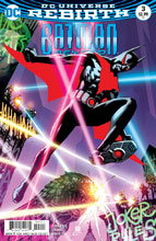 Image: Batman Beyond #3 - DC Comics
