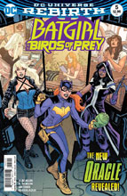 Image: Batgirl & the Birds of Prey #5  [2016] - DC Comics