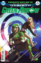Image: Green Arrow #12 - DC Comics