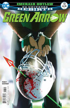 Image: Green Arrow #13 - DC Comics