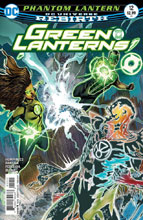 Image: Green Lanterns #12 - DC Comics