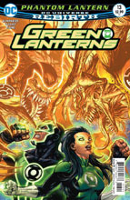 Image: Green Lanterns #13 - DC Comics