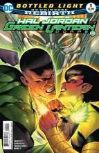 Image: Hal Jordan & the Green Lantern Corps #11 - DC Comics