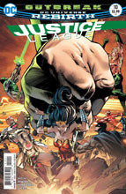 Image: Justice League #10 - DC Comics
