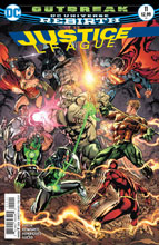 Image: Justice League #11 - DC Comics