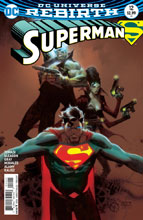 Image: Superman #12 (variant cover - Andrew Robinson) - DC Comics