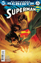 Image: Superman #13 (variant cover - Andrew Robinson) - DC Comics