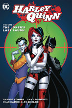 Image: Harley Quinn Vol. 05: The Joker's Last Laugh SC  - DC Comics