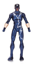 Image: DC Comics Icons Action Figure 017: Static  - DC Comics
