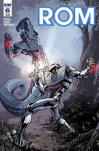 Image: Rom #6 - IDW Publishing