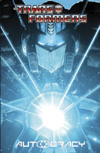 Image: Transformers: Autocracy Trilogy HC  - IDW Publishing