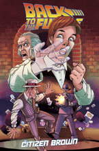 Image: Back to the Future: Citizen Brown SC  - IDW Publishing