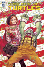 Image: Teenage Mutant Ninja Turtles #65 - IDW Publishing