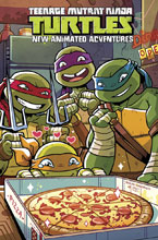 Image: Teenage Mutant Ninja Turtles New Animated Adventure Vol. 02 SC  - IDW Publishing