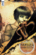 Image: Yakuza Demon Killers #2  [2016] - IDW Publishing