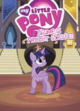 Image: My Little Pony: Princess Twilight Sparkle SC  - IDW Publishing