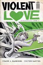 Image: Violent Love #2 (cover A)  [2016] - Image Comics