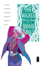 Image: Wicked + the Divine #24 (cover A) - Image Comics