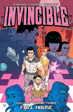 Image: Invincible Vol. 23: Full House SC  - Image Comics
